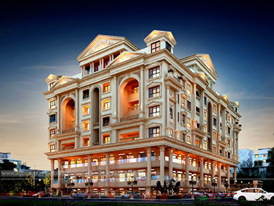 Commercial-cum-residential-apartments-3d-design-architectural-3d-apartment-rendering
