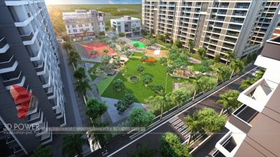 Aurangabad-Apartment-play-ground-3d-design-walkthrough-visualization-servicesArchitectural-flythrugh-real-estate-3d-walkthrough-visualization-company