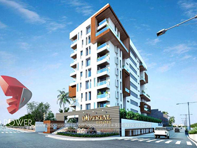 3d-Aurangabad-Architectural-animation-services-3d-visualization-companies-apartments-eye-level-view-day-view