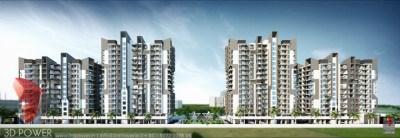 Aurangabad-Township-front-view-apartment-virtual-walk-throughArchitectural-flythrugh-real-estate-3d-walkthrough-animation-company