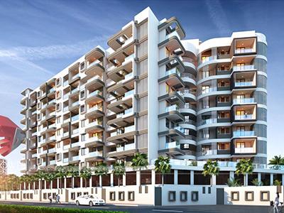 Aurangabad-beautiful-3d-aparttments-elevation3d-walkthrough-visualization-3d-Architectural-animation-services
