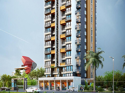 3d-real-estate-3d-walkthrough-service-Aurangabad-3d-rendering-firm-3d-Architectural-animation-services-high-rise-apartment