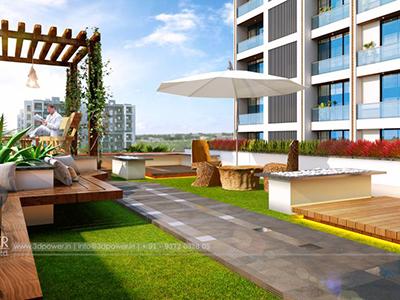 Garden-lavish-house-big-bungalow-3d-view-architectural-flythrugh-real-estate-3d-3d-walkthrough-service-Aurangabad-Visualization-company