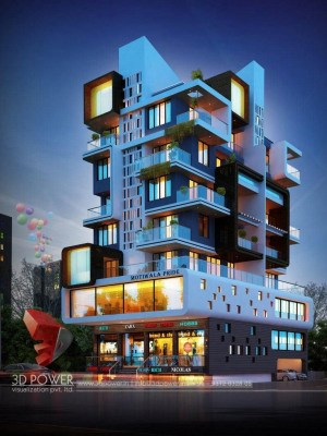 Bangalore-3d-animation-rendering-service-provider-h-3d-rendering-service-provider-service-providers-shopping-mall-warms-eye-view-panoramic