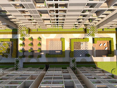 Bangalore-Highrise-apartments-3d-elevation3d-real-estate-Project-rendering-Architectural-3drendering-service-provider