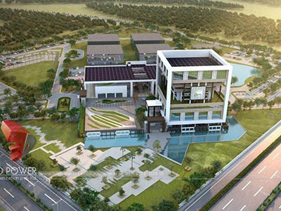 Bangalore-real-estate-walkthrough-animation-company-3d-animation-real-estate-walkthrough-services-industrial-plant
