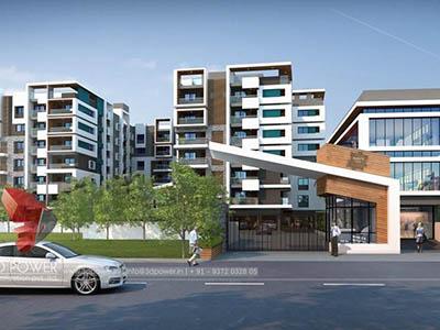 Bangalore-Highrise-apartments-3d-bird-eye-view3d-real-estate-Project-walkthrough-freelance-Architectural-3dwalkthrough-freelance-company