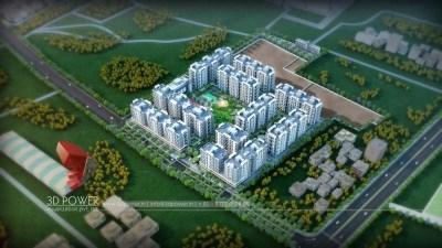 Hyderabad-3d-walkthrough-service-provider-Architectural-walkthrough-service-provider-animation-company-birds-eye-view-apartments-smravati