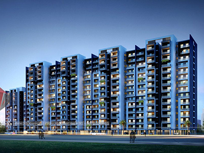 Hyderabad-Highrise-apartments-flats-3d-elevation