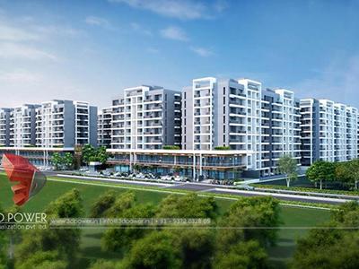 hyderabad-3d-architectural-visualization-comapany-Architectural-visualization-comapany-services-township-day-view-bird-eye-view