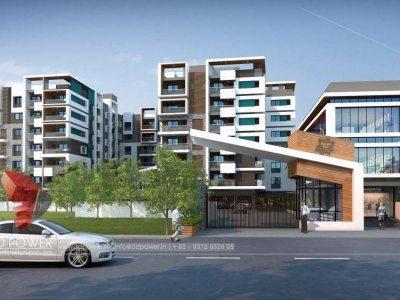 3d-walkthrough-freelance-company-animation-company-3d-walkthrough-freelance-company-presentation-studio-apartments-day-view-Hyderabad