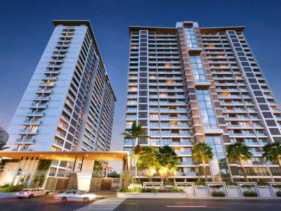 Hyderabad-Highrise-apartments-3d-elevation3d-real-estate-Project-walkthrough-freelance-Architectural-3dwalkthrough-freelance-company