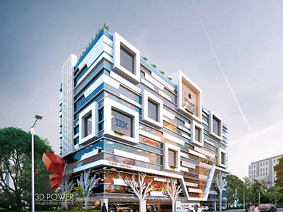 Architectural-animation-services-Hyderabad-3d-rendering-services-3d-rendering-service-shopping-complex