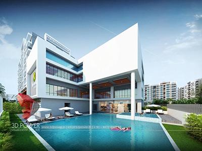 luxerious-complex-3d-Architectural-New-Delhi-animation-services-3d-architectural-3d-modeling