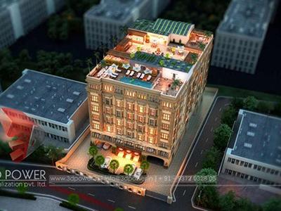 architectural-walkthrough-freelance-services-architectural-walkthrough-freelance-s-resedential-building-birds-eye-view-Pune