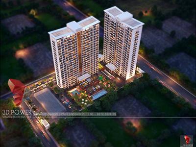 pune-beautiful-flats-apartment-rendering3d-walkthrough-visualization-3d-Architectural-animation-services