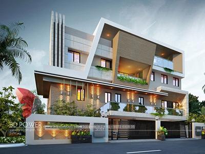 3d-exterior-rendering-Agra-bungalow-lavish-bungalow-architectural-3d-modeling-services