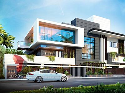 3d-exterior-rendering-walkthrough-Agra-rendering-services-bungalow-eye-level-view
