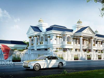 Aurangabad-3d-architectural-rendering-services-3d-architectural-models-modern-bungalow-elevation-services-bungalow