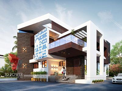 Aurangabad-studio-bungalow-birds-eye-view-3d-animation-company-Aurangabad-bungalow-3d-visualization