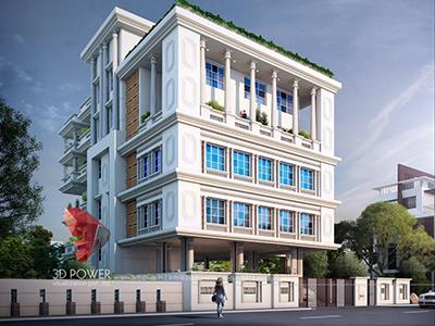 bungalow-day-view-Aurangabad-3d-architectural-outsourcing-company-aurangabad-Best-3d-exterior