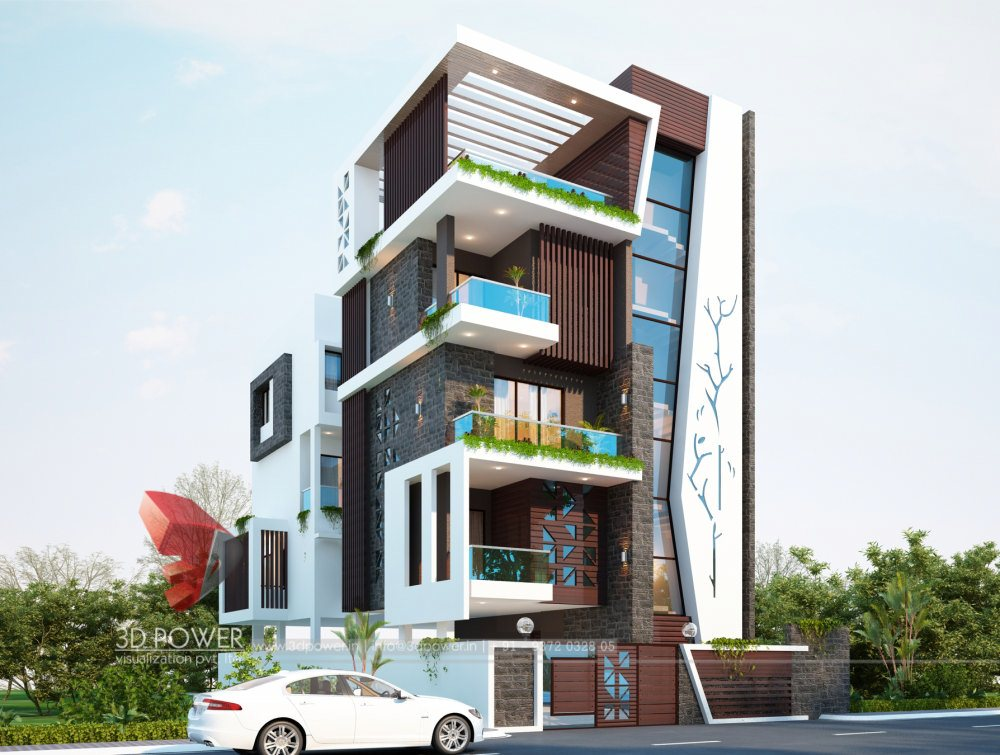 Belgaum-rendering-and-visualization-in-exterior-rendering-bungalow-day-view