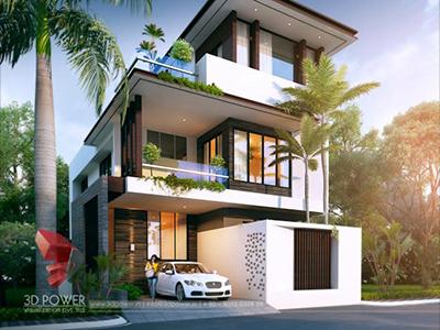 3d-model-side-view-villa-3d-design-walkthrough-3d-bungalow-designers-best-bungalow-designs
