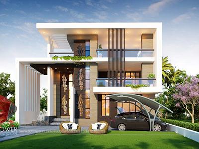 best-bungalows-design-apartment-animation-villa-3d-design