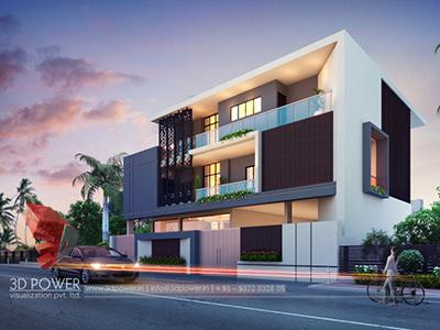 best-home-front-design-3d-view-3d-rendering-studio-3d-architectural-visualization
