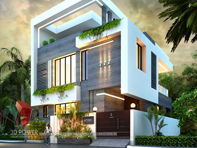 bungalow-photos-in-india-latest-bungalow-elevation-rendering-services