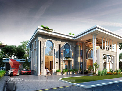 day-view-elevation-for-bungalow-indian-bungalow-design-rendering-services