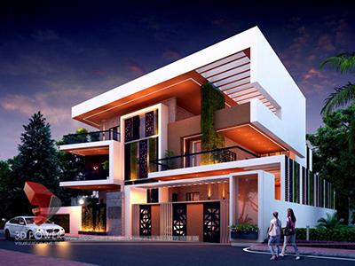 front-elevation-bungalow-pictures-in-india-bungalow-3d-views-walkthrough-3d