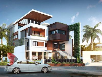 front-view-3d-design-bungalow-3d-design-studio-architectural-animation-company