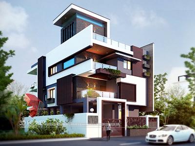 3d-bungalow-elevation-3d-walkthrough-studio-3d-animation-Chandigarh-service