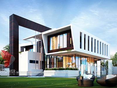 New-Delhi-day-view-3d-architectural-design-studio-3d-exterior-rendering