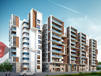 Apartments-design-front-view-walkthrough-animation-services-3d-power