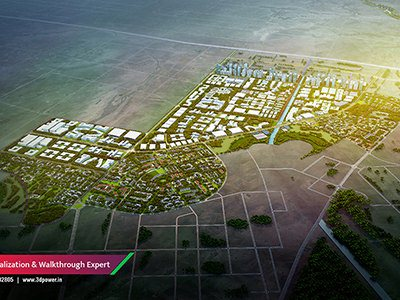 bird-eye-township-3d-view-animation-3d-architectural-rendering