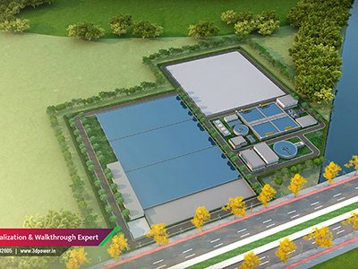swimming-pool-basic-ammenties-smart-city-architectural-rendering