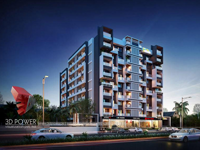 3d-visualization-companies-architectural-rendering-buildings-studio-apartment-night-view