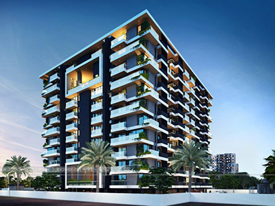 Front-view-beutiful-apartmentsArchitectural-flythrugh-real-estate-3d-walkthrough-animation-company