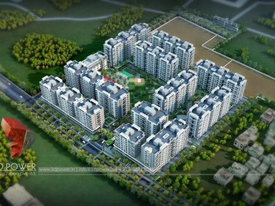 3d-apartment-rendering-companies-3d-architectural-visualization-townships-buildings-township-day-view-bird-eye-view