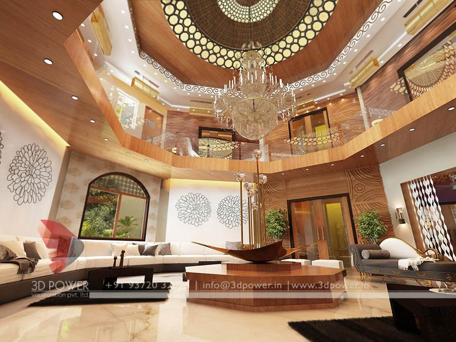 3D Interior Design & Rendering Services   Bungalow & Home ...