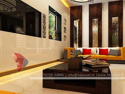 ... Home Living Room 3d Interior Design ... Part 33