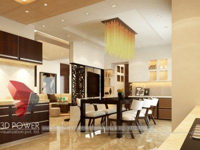 ... 3d Animation Company Dining Room Interior Design ...