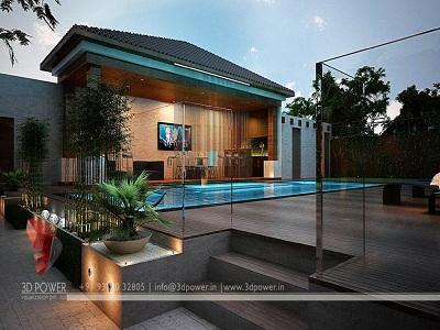 3d villa design