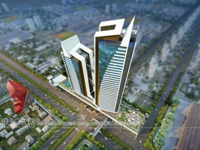 3d-architectural-rendering-apartment-birds-eye-view