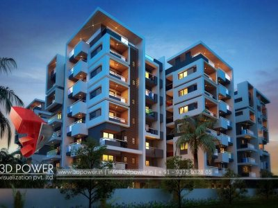 best-architectural-rendering-services-apartment-night-view