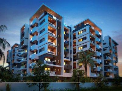 Architectural Apartment Rendering Apartment Design Power