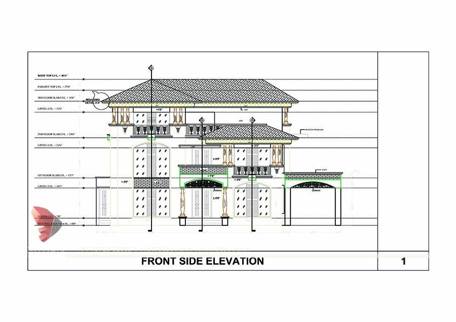 Beautiful Memorial Plan Funeral Home 8 Funeral Home Floor Plan Layout furthermore Bungalow Design Rendering as well Very Simple House Floor Plans furthermore Schroder House Ground Floor Plan furthermore Domestic roof construction. on house exterior design drawings