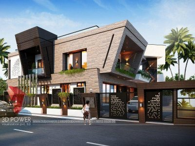bungalow-walkthrough-rendering-services-best-architectural-visualization-bungalow-day-view
